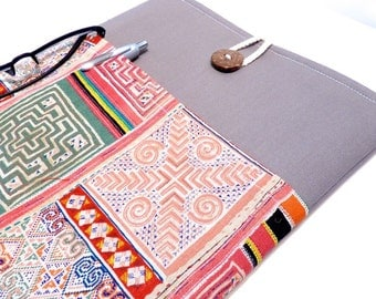 13 14 15 15.6 Boho Laptop Sleeve Macbook Pro Case Laptop Bag Macbook Air Case HP Laptop Case Laptop Sleeve 15 Macbook Retina Bohemian Canvas