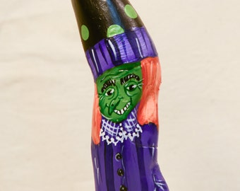 Halloween Witch Cypress Knee