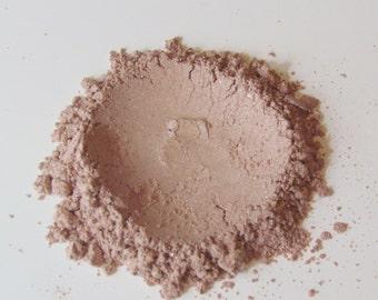 Natural Makeup, Mineral Makeup, Shimmer Eye Shadow- Cinnamon Sugar