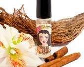 NEW Vanilla + Cinnamon Essential Oil Blend
