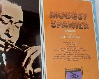 Vintage Vinyl LP Record Muggsy Spanier Volume II *Still Factory Sealed* Archive Of Folk & Jazz Music FS 326 Collectible DanPickedMinerals