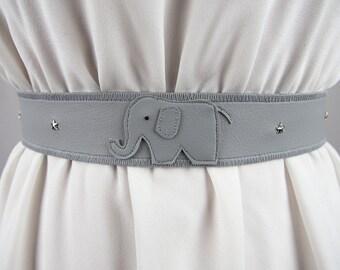 Elephant Belt ~ Handmade ~ Only 1 Left!