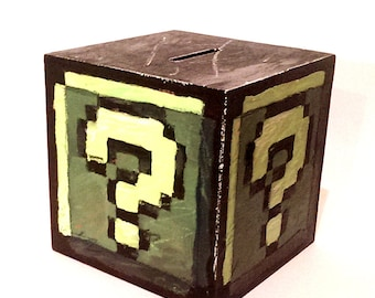 Super Mario Land 2 Moneyblock