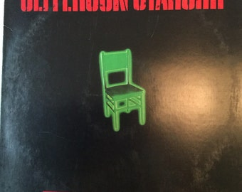Jefferson Starship Nuclear Furniture on Grunt Records 1984