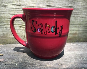 Personalized Coffee Cup Coffee Mug