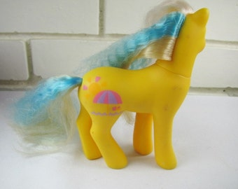 MLP Sunglory Ponies '' Sundazzler ''year 10 1991-92