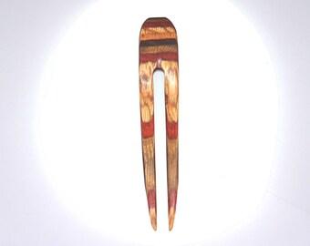 Handmade Hair Stick (2 prong)