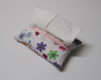 Pocket Tissue Cozy-ballerina-Ready to Ship