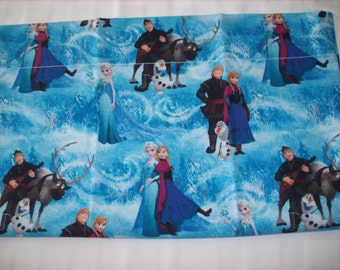 Frozen travel pillowcase