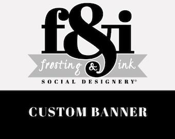 Custom Name(s) Banner - Printable