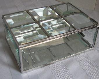 how to keep vivarium glass clear