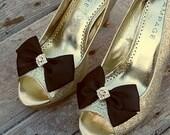 Shoe Clips, Wedding Shoe Clips, Bridal Shoe Clips, Rhinestone Shoe Clips, Bow Shoe Clips, Womens Shoe Clips, Shoe Clips for Bridal Shoes