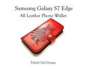 Galaxy S7 Edge Leather Ph...