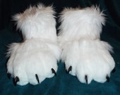 Custom Fursuit Indoor or Outdoor Paws Sockpaws Feet Paws Made to Order