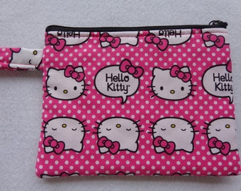 Makeup Bag: Hello Kitty