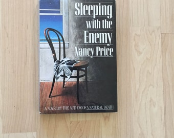 Sleeping With The Enemy by Nancy Price (1987, Hardcover) Book Club Edition
