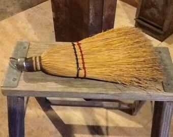 Wiskbroom Straw Vintage Workshop Tool