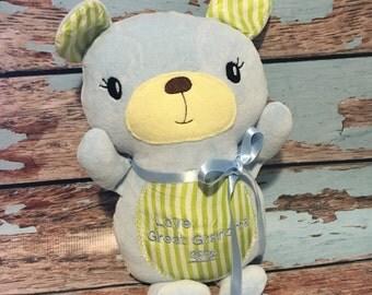 Memory Keepsake Bear