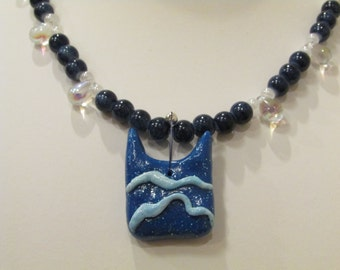 Medicine Cats of Riverclan Warriors Inspired Necklace