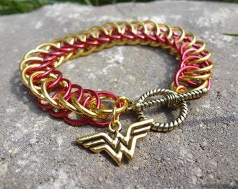 Wonder Woman Infinity X Bracelet