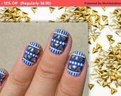 SALE 1000pcs Gold Triangle Rivets Nail Art Decoration Metallic Studs