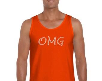 Men's Tank Top - OMG
