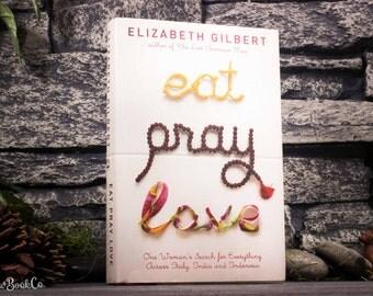 Hollow Book Safe - Eat, Pray, Love