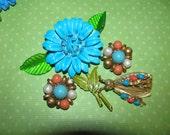 RESERved RESERved Karin Just the big Blue flower