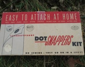 Vintage Dot Snappers Kit