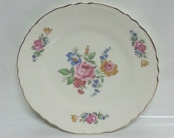 Collection of Shabby Chic~Farmhouse~Cottage Plates for Wall Display