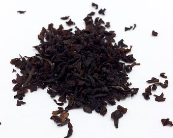 Nonsuch Estate Nilgiri Black Tea BOP - Indian Black Tea - Loose Leaf Tea - Loose Black Tea - Black Tea - Premium Tea - Estate Tea - High Tea