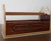 Tool Box Wood Miniature Altered Cigar Box