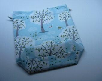 Tree Swing Medium Drawstring Bag