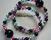 Queasy Beads™ Motion Sickness Bracelets - CUSTOM COLOR DESIGNS - Please message me with color choices