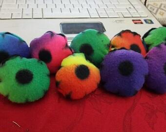 Flower Catnip Cat Toy