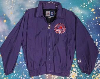 Phoenix SUNS  Basketball Jacket Size M