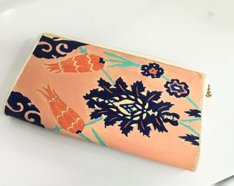 Vintage Hand Painted Clutch