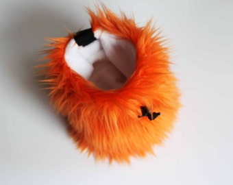 Limited Edition Furry Chalk Bag - Rock Climbing