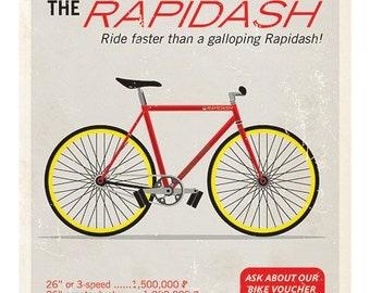 The Rapidash