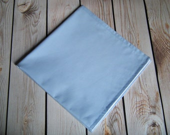 SKY BLUE cloth napkin, fabric dinner napkin, reusable, assorted sizes & colors available
