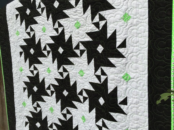 Mums the Word Quilt Pattern ~ Paper