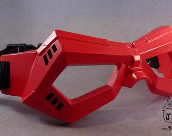 Tactical mask - Red