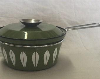 Catherine Holm vintage sauce pan with lid