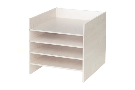 p o box shelf insert for ikea kallax shelf by. Black Bedroom Furniture Sets. Home Design Ideas