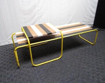 Marcel Breuer Laccio Coffee Table Set