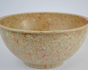 Apollo Ware Confetti Bowl, Melmac Multi-color Mix/Serving Bowl by Alexander Barna