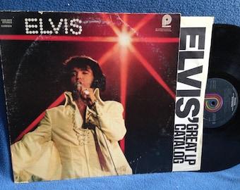 "Vintage, ELVIS Presley - ""You'll Never Walk Alone"", Vinyl LP, Record Album, Gospel, We Call On Him, Take My Hand Precious Lord, I Believe"