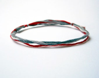 mens red string anklet red string of fate evil eye red anklet hamsa kabbalah red string red thread bracelet gr168 kabbalah bracelet grey