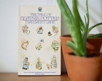 Beatrix Potter Book - The Tale of Beatrix Potter