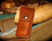 Old Vintage Pocket Knife and Sheath